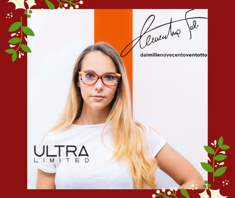Occhiali Ultra Limited: stile e unicità